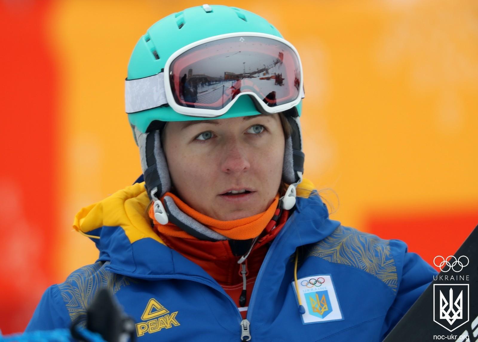Закарпатка виграла ще одну нагороду на Кубку Європи зі сноубордингу