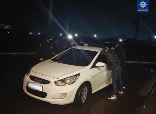 Вночі у Мукачеві лунали постріли: перші подробиці