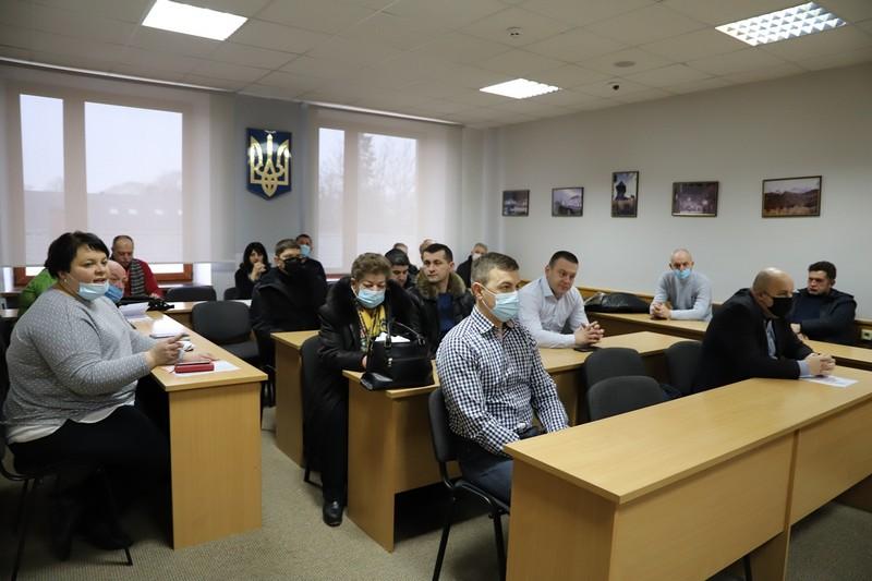 В Ужгороді готуються до різкого погіршення погодних умов