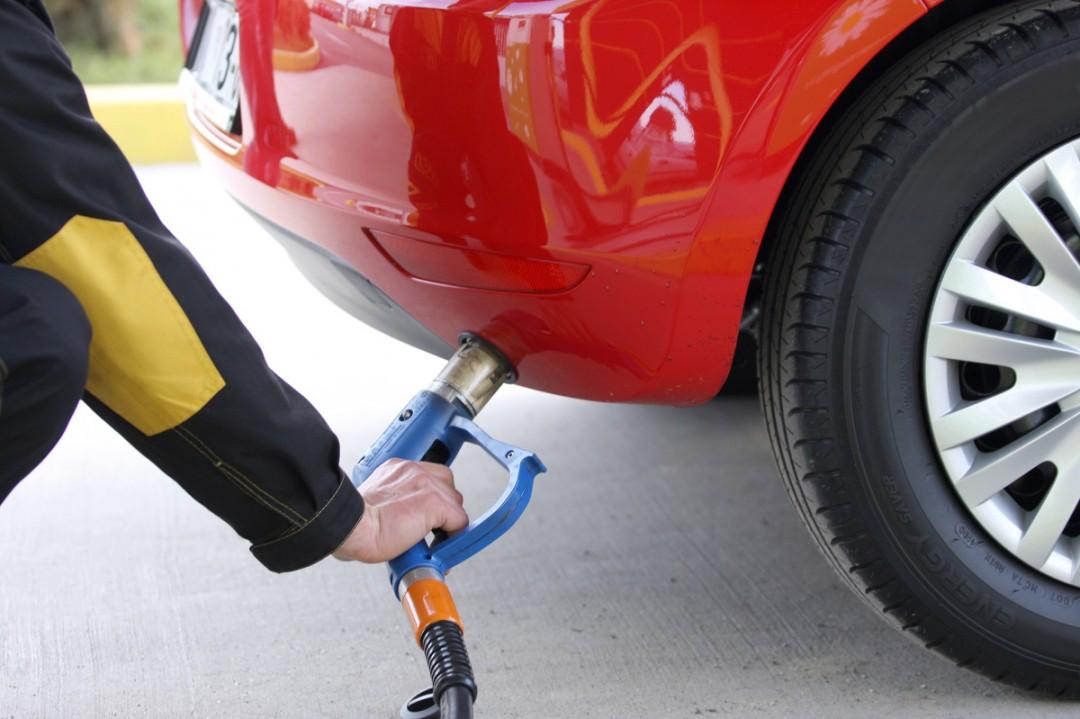 Ціна на автогаз у лютому продовжує зростати