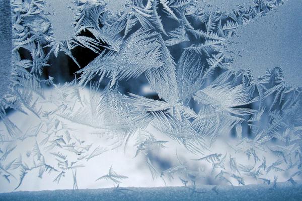 19 градусів морозу: де на Закарпатті найхолодніше