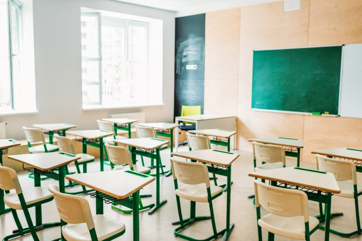 У Закарпатті закрито та переведено на дистанційну форму навчання 107 шкіл