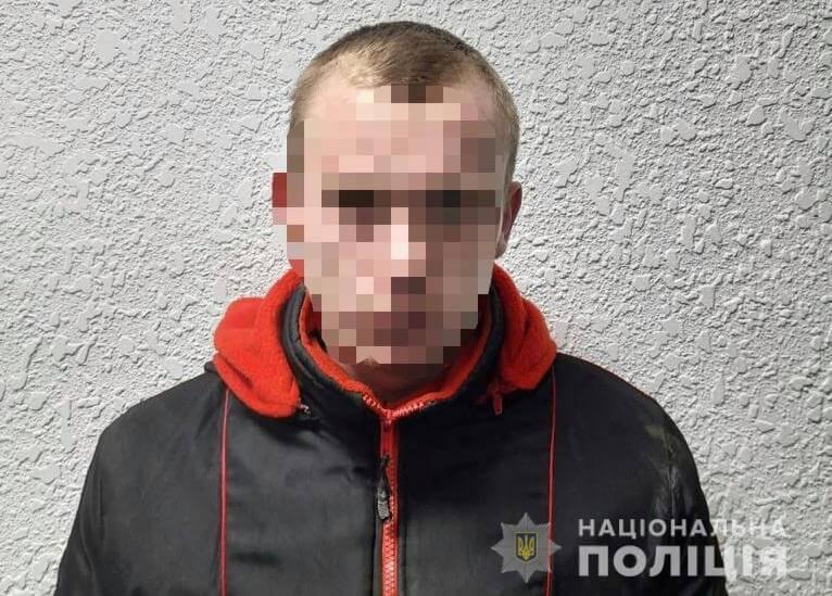Поліція затримала серійного крадія, який промишляв у Ракошині