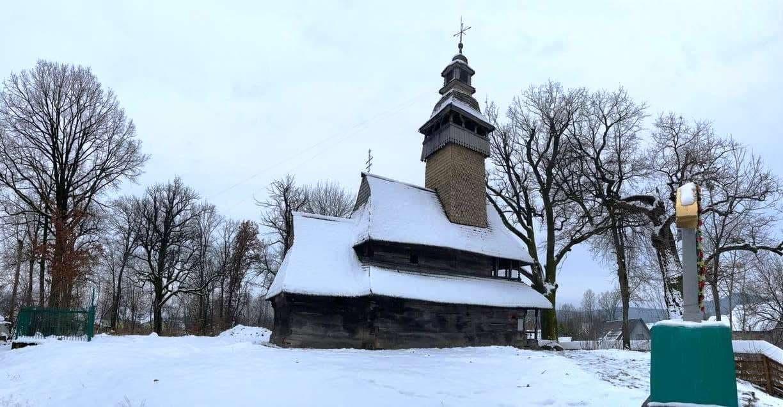 Найстаріший дерев'яний храм Закарпаття перетворять на музей та відреставрують