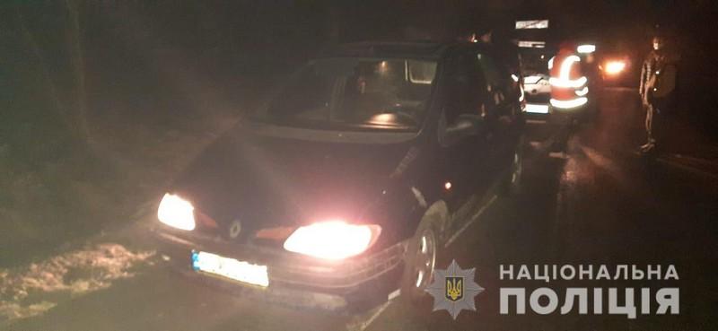 Поліцейські вилучили у пасажира автомобіля психотропні речовини