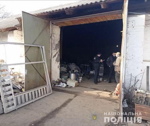 У Мукачеві обікрали фермерське господарство