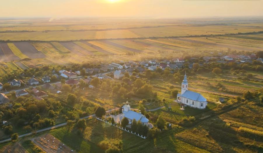 Красу закарпатського села показали на відео