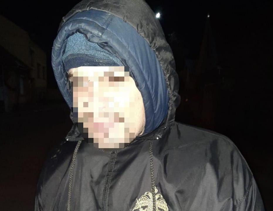 Фігурант злочину скоїв у Мукачеві ще один проступок