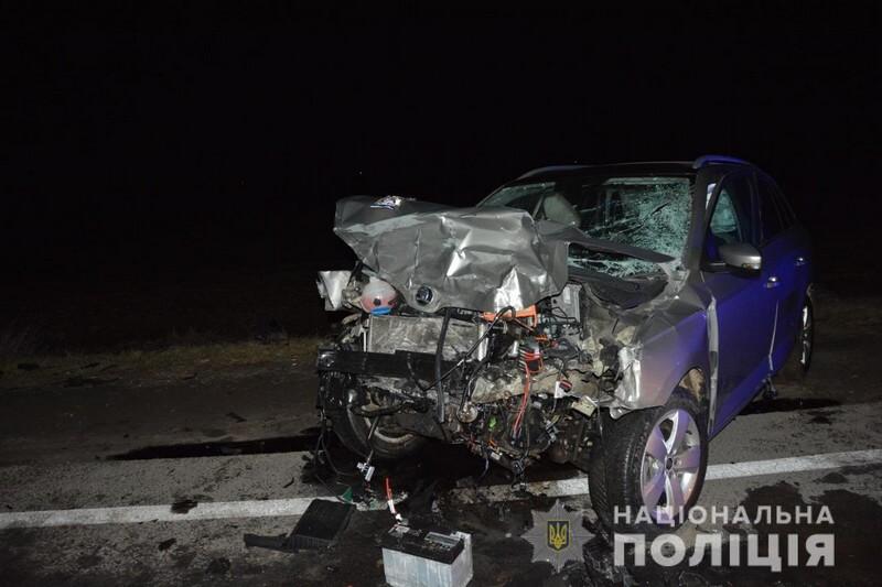 Жінка-водій виїхала на зустрічну смугу: у поліції розповіли подробиці ДТП, яка сталась поблизу Ракошина