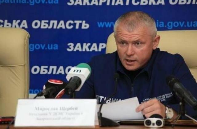 Журналіст повідомив про звільнення ТОП-посадовця Закарпаття