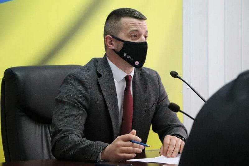 Заступник голови Закарпатської ОДА Ігор Шинкарюк звернувся до жителів області