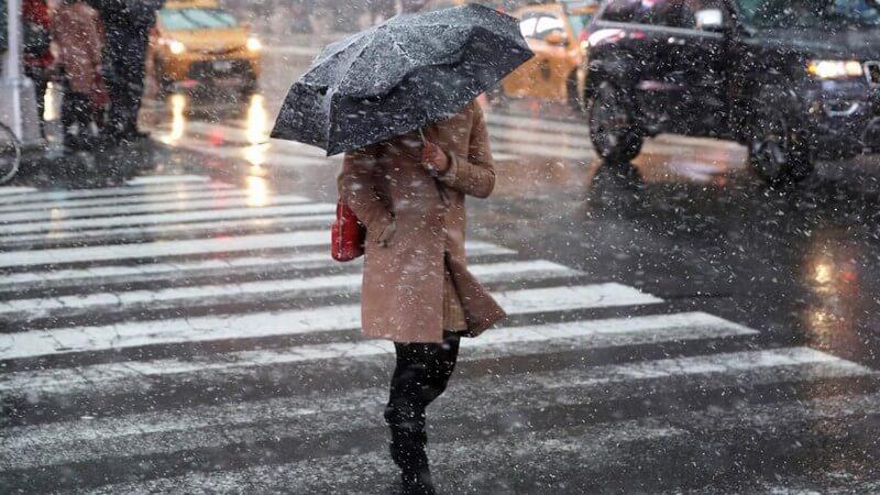 Погода завтра: на Закарпатті очікують різке погіршення погодних умов 5-6 березня