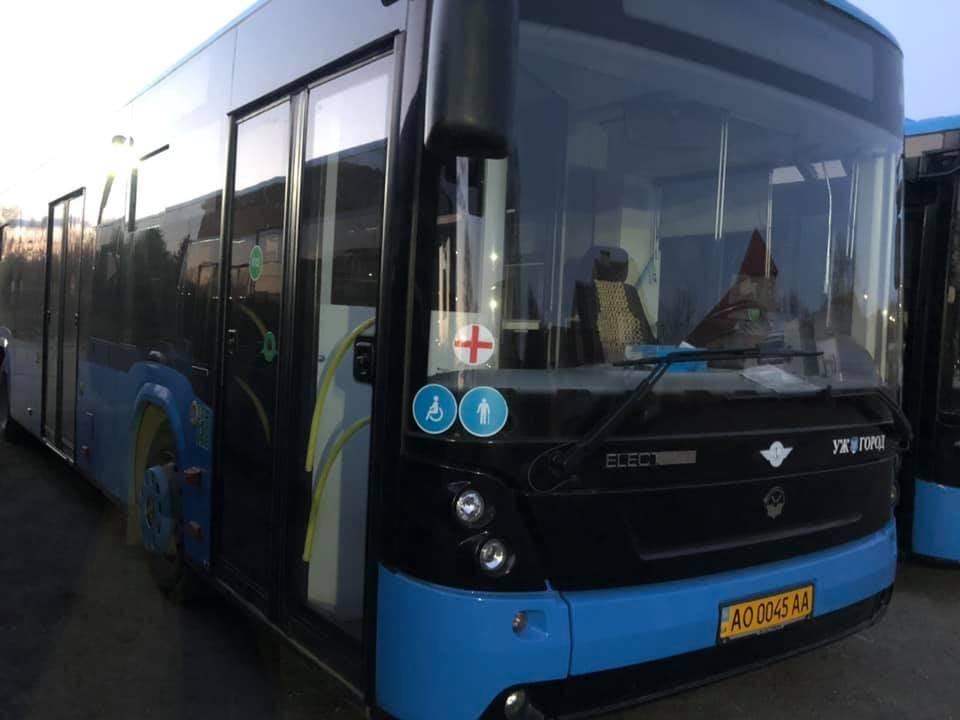 В одному з міст області відзавтра не їздитиме громадський транспорт