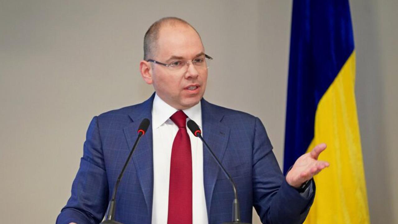 """""""Мене не влаштовують темпи вакцинації"""", – Максим Степанов"""