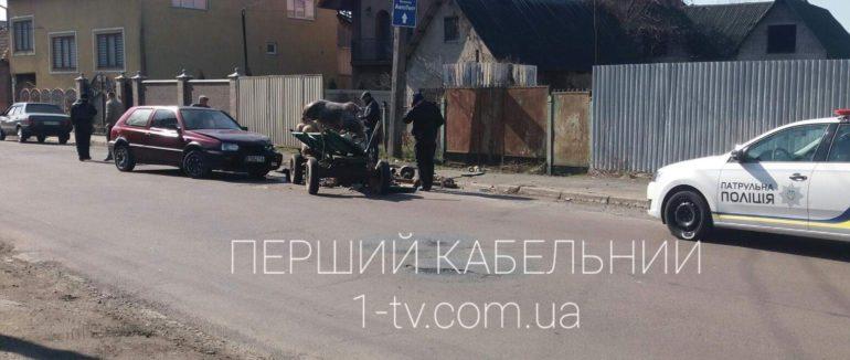 Аварія у Мукачеві: опубліковано фото