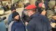 Крики та сутички з поліцією: що зараз коїться в Ужгороді