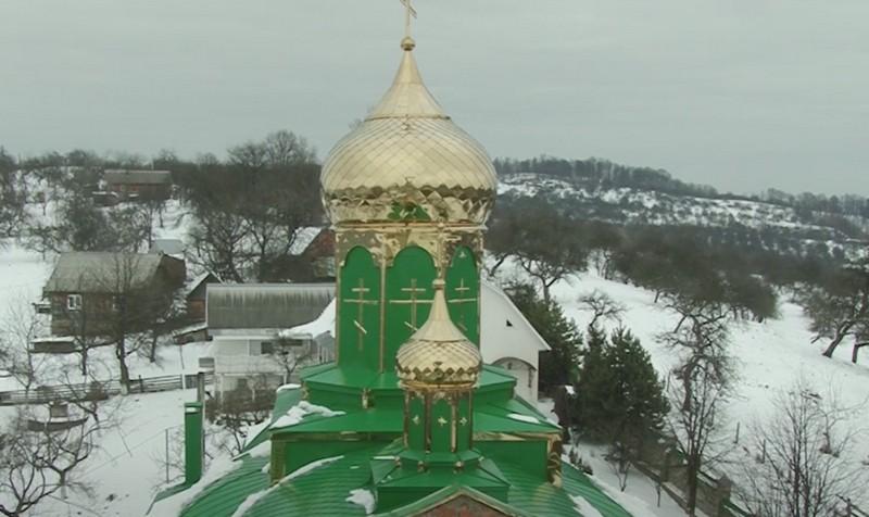 Тут цілюща енергетика: на Закарпатті є монастир, в який приїжджають із різних куточків області