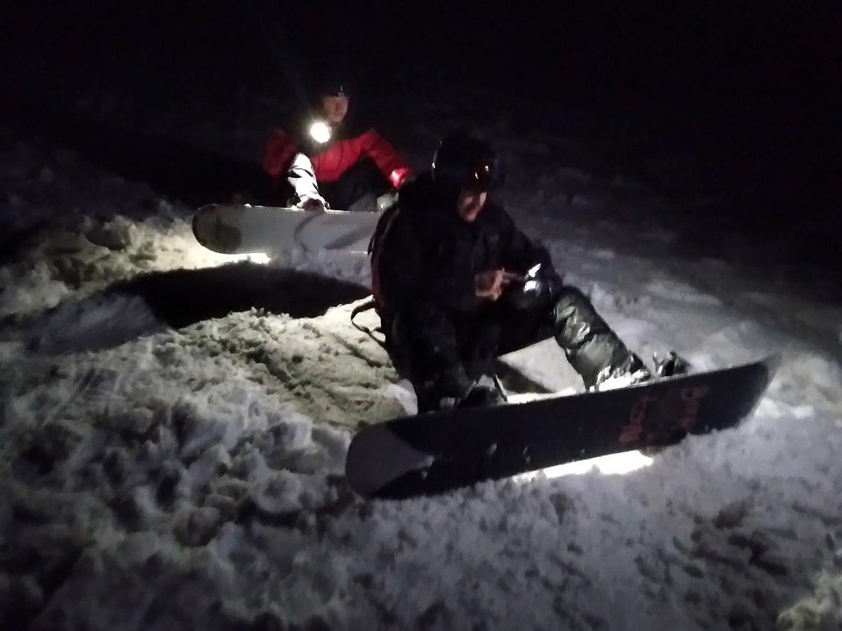 Троє туристів протягом вихідних потребували допомоги закарпатських рятувальників