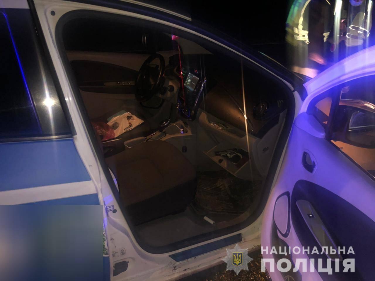 Поліція затримала сильно п'яного мукачівця зі зброєю