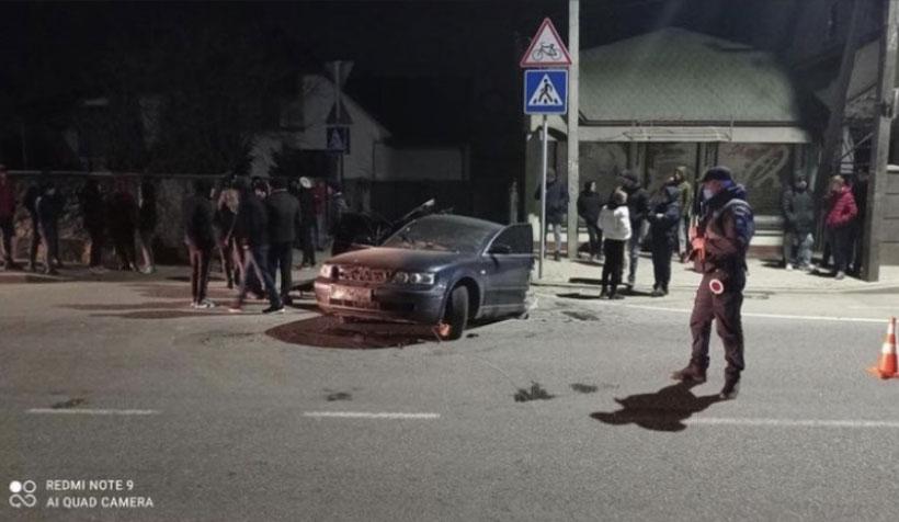 ЗМІ повідомляють про моторошну аварію на Закарпатті