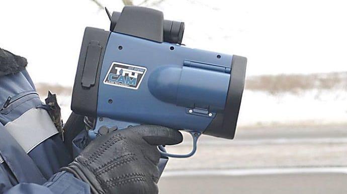 Де поліція в Ужгороді та Мукачеві працюватиме з радарами: оприлюднено місця