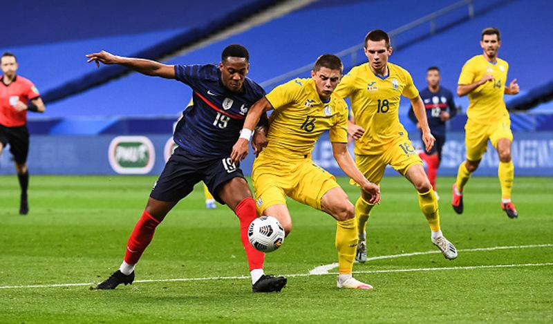 Франція – Україна: де дивитись матч