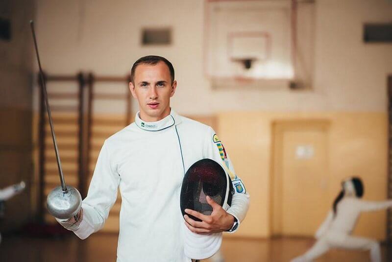 Закарпатський спортсмен став срібним призером етапу Кубка світу з фехтування