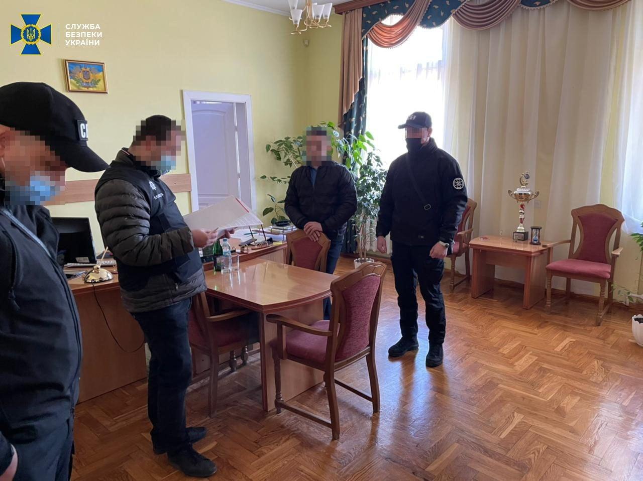 В Ужгороді викрили масштабну аферу: в СБУ розповіли подробиці