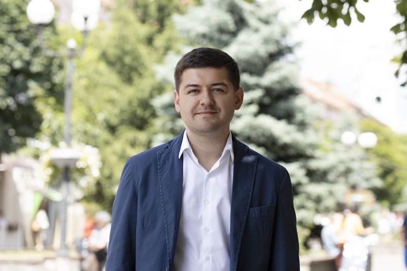 Едгар Токар – новий голова Мукачівської РДА