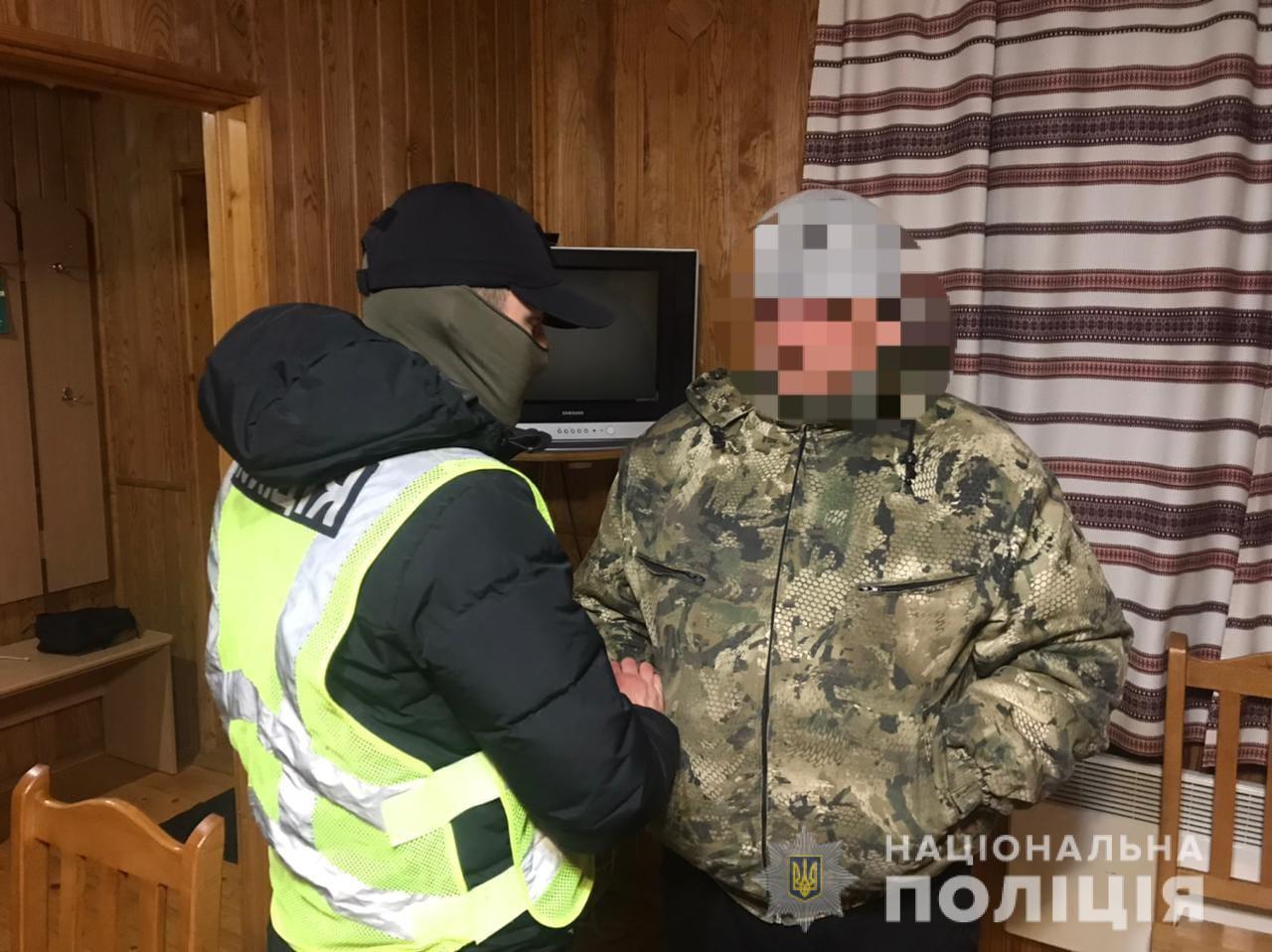 Поліцейські заблокували канал переправи нелегалів до країн ЄС