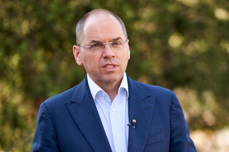Степанов назвав ключові фактори стратегії боротьби з COVID-19 в Україні