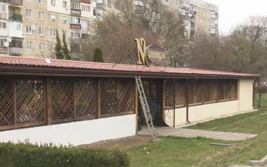 Вибух в одному з ресторанів Мукачева: опубліковано відео з місця події
