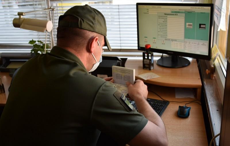 Чоловіка, який повертався з Угорщини, затримали на КПП «Тиса»