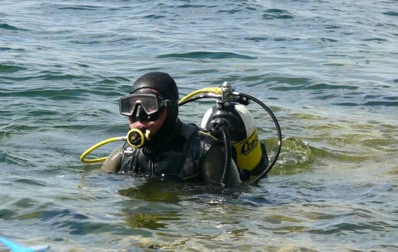 В одному з сіл у штучній водоймі потонув чоловік