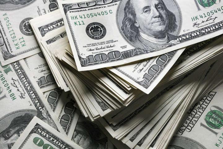 Курс долара дійде до психологічної позначки