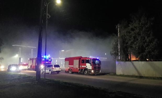 В Ужгороді сталася пожежа, — ЗМІ
