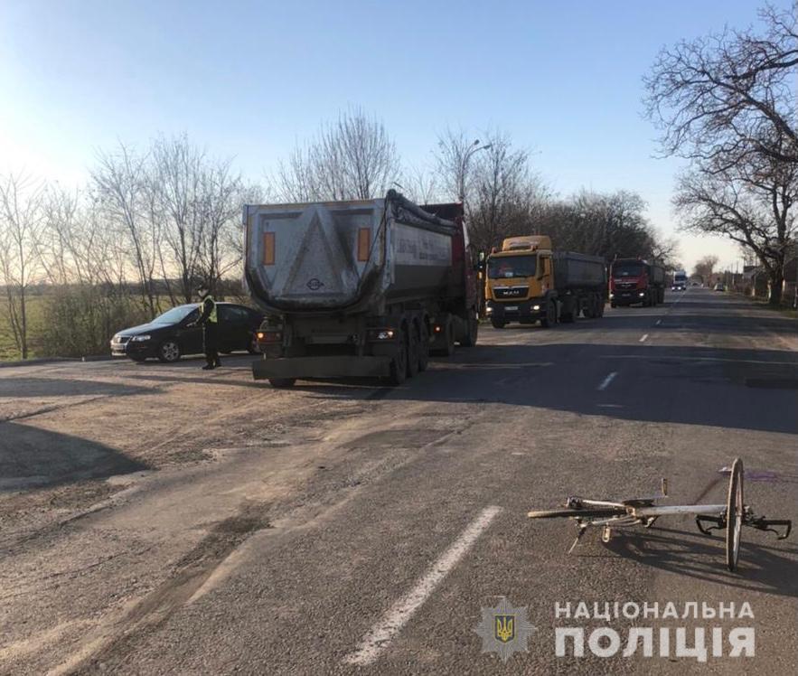 15-річний хлопець опинився у реанімації внаслідок аварії на Берегівщині