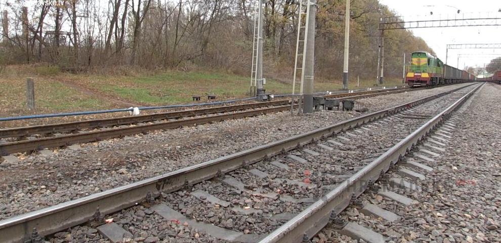 Потяг збив чоловіка. Закарпатець помер на місці