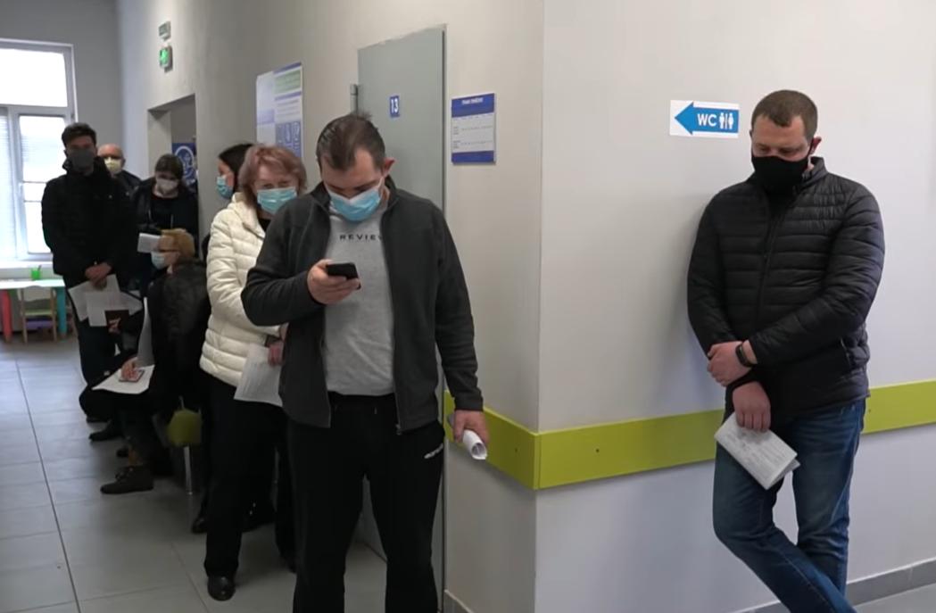 У кількох селах Мукачівської громади відкриють пункти для щеплень проти коронавірусу