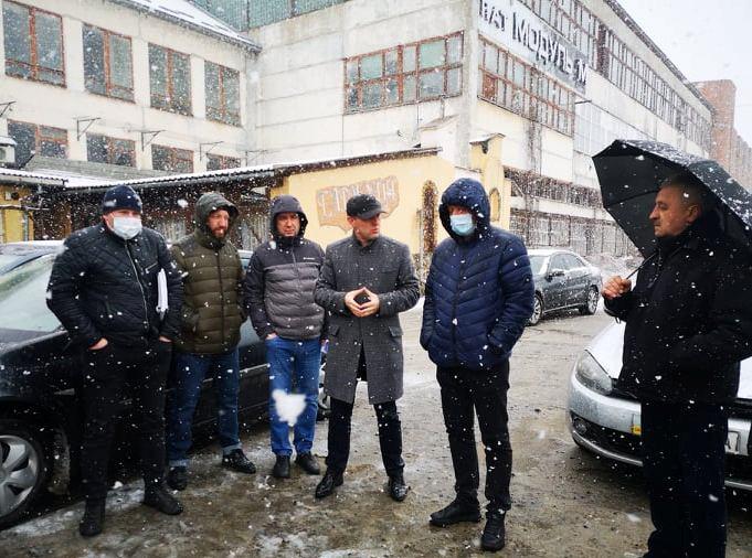 Світлофор чи транспортне коло: в Ужгороді вирішували, що буде на перехресті вулиць Бобяка та Возз'єднання