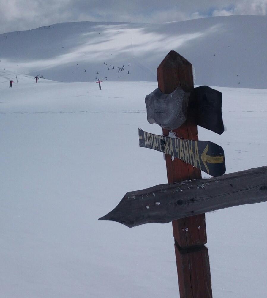 Закарпатців попередили про сніголавинну небезпеку