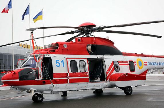 Закарпатська область матиме свій медичний гелікоптер