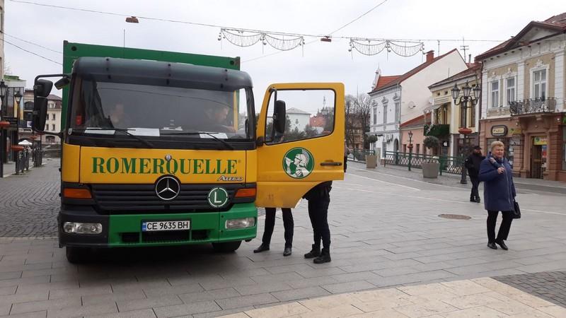Рейди в центрі Ужгорода: подробиці від міськради