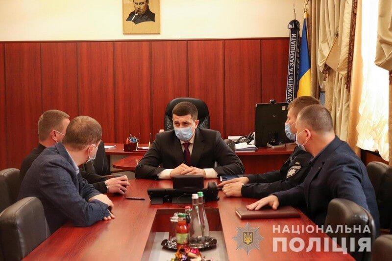 В області відкриють нову поліцейську станцію
