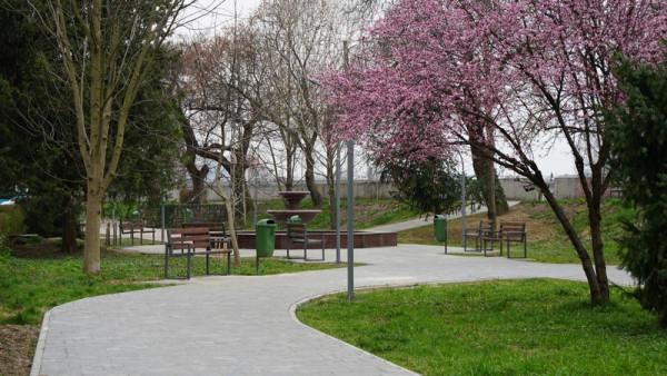 У Мукачеві в травні відкриють оновлений парк