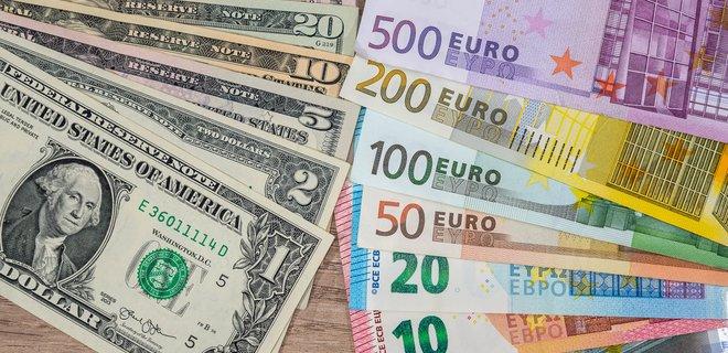 """Курс євро різко """"злетів"""", а гривня трохи """"відіграла"""" у долара: курс валют НБУ"""