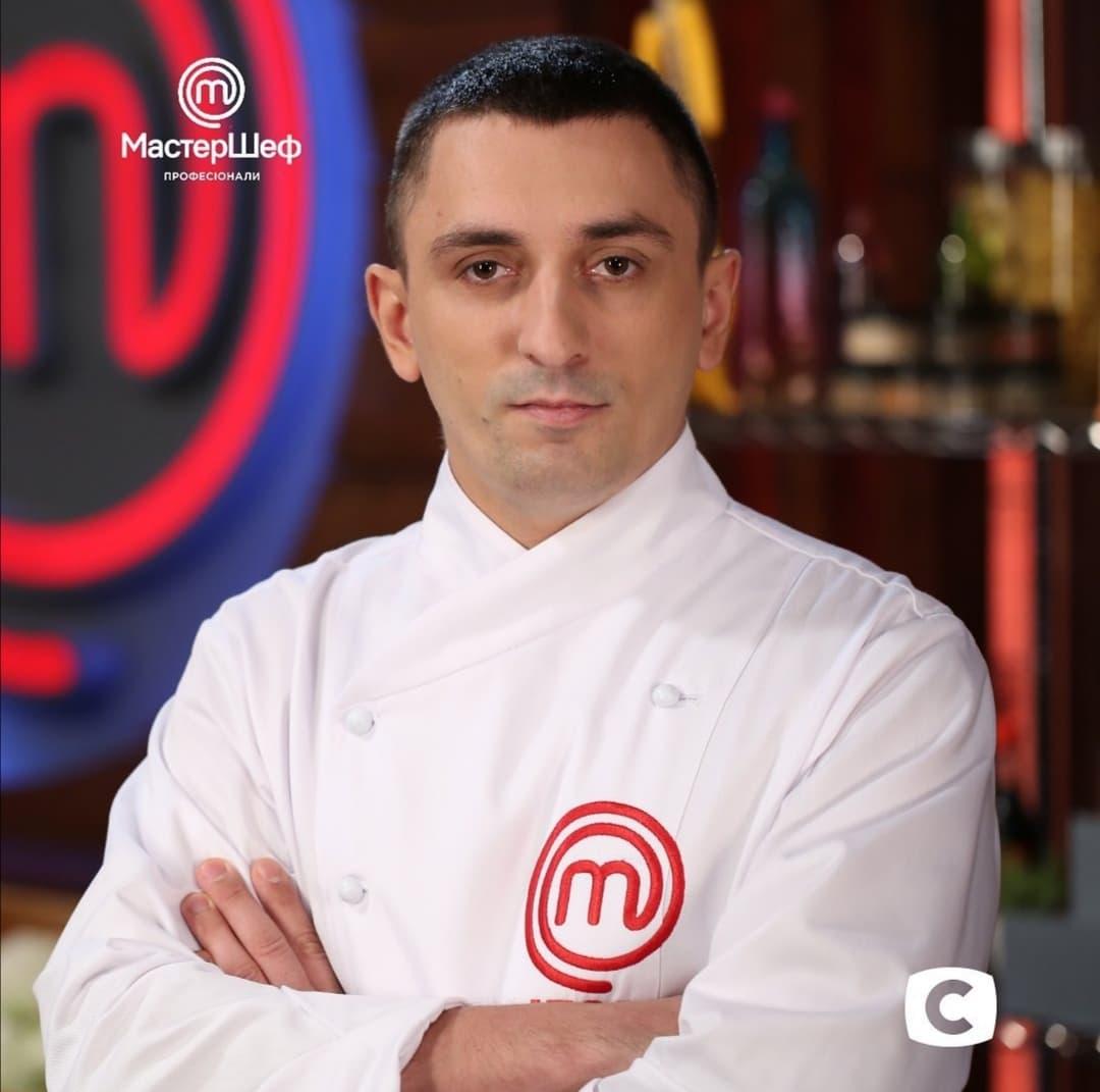 """Кулінарне шоу """"МастерШеф. Професіонали-3"""": закарпатець покинув проєкт"""