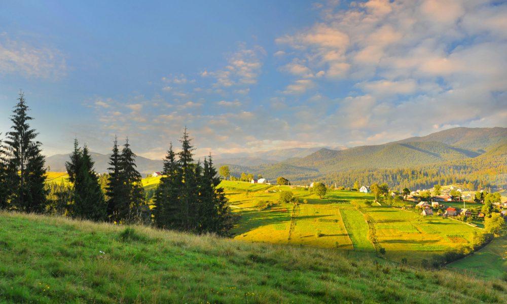 Список гірських населених пунктів Закарпатської області