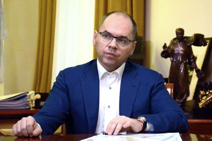 Степанов відреагував на вечірку Тищенка в розпал карантину