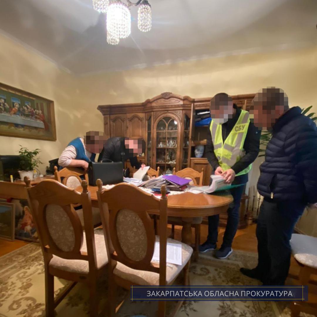 Масштабне розкрадання державних земель у Закарпатті: кільком особам повідомлено про підозру